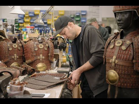 Making Mulan's armour from leather: Inside Weta Workshop