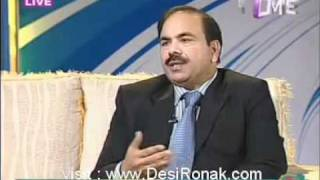 Prof. Dr. Arshad Chohan's interview on Noor Morning Show PTV