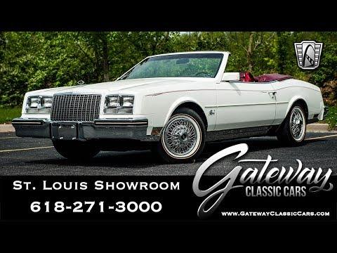 1982 Buick Riviera  Gateway Classic Cars St. Louis   #8061