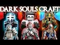DARK SOULS CRAFT (Minecraft моды)