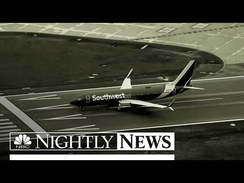 FAA Investigating Near Collision At Chicago Airport | NBC Nightly News