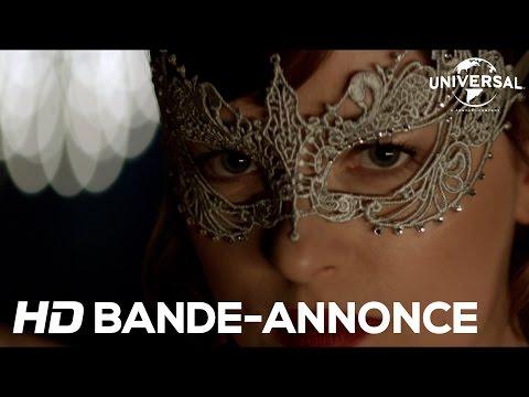 Cinquante Nuances Plus Sombres - Bande-Annonce Officielle (VF) streaming vf