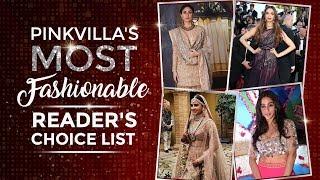 Deepika , Kareena, Anushka : Winners of Pinkvilla's Most Fashionable- Reader's Choice Awards 2017