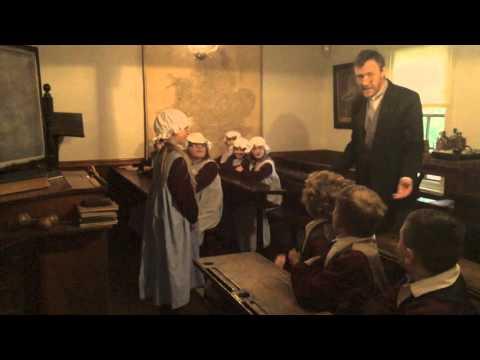Ysgol Oes Fictoria Victorian School In Wales