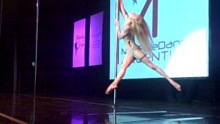 Pole Dance competition final - Miss Pole Dance Argentina & Sudamérica 2013 vid 4