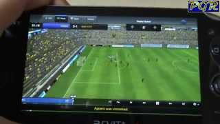 Football Manager Classic 2014 for the PS Vita Review