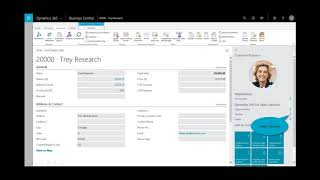 Dynamics 365 Business Central: The Sales Representative