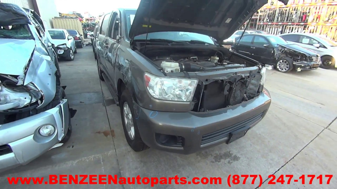 2009 toyota sequoia parts for sale 1 year warranty youtube. Black Bedroom Furniture Sets. Home Design Ideas