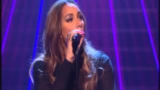 Leona Lewis - Lovebird on the National Lottery Awards.