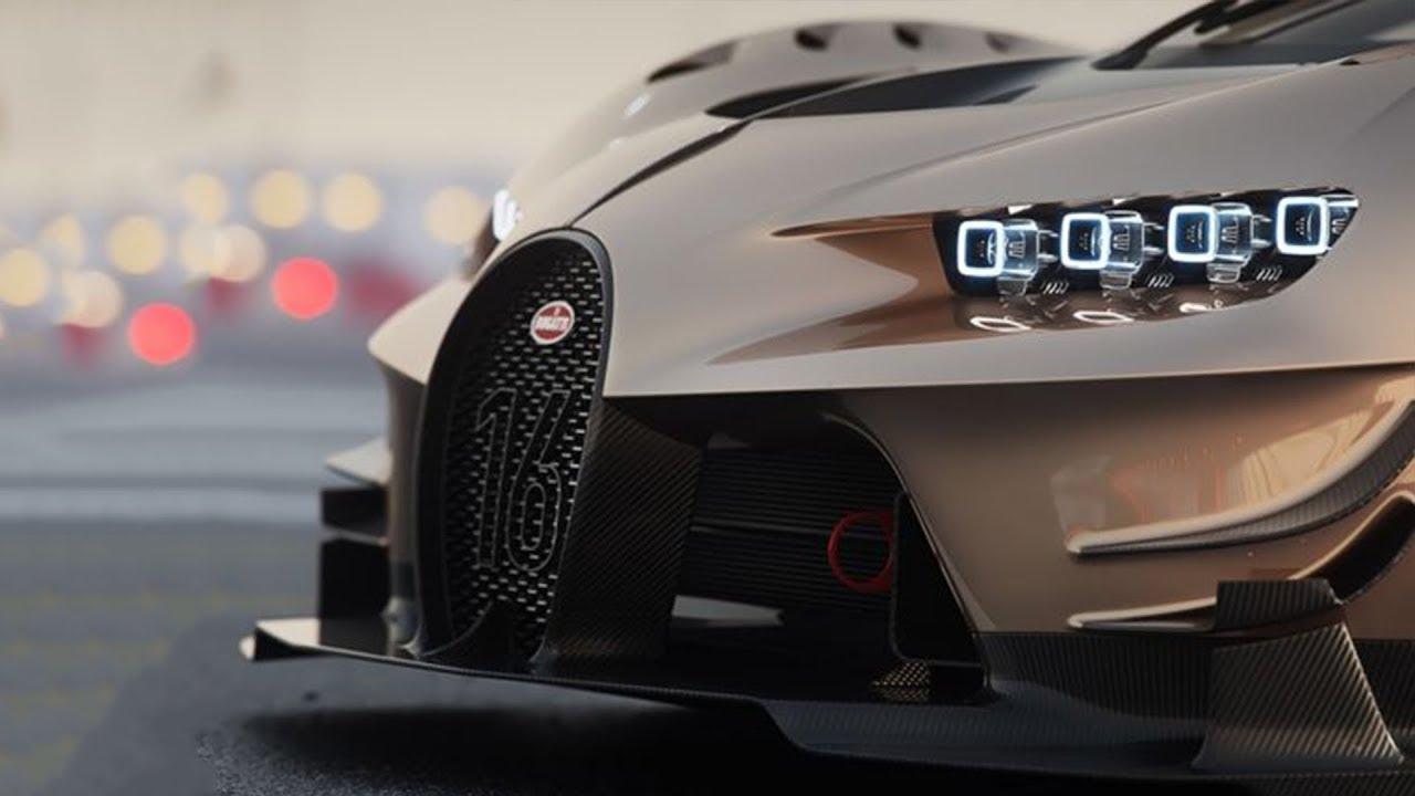 Novyj Bugatti 2019 Gibridnyj Lamborghini Unico 2019 Bloodhound Ssc