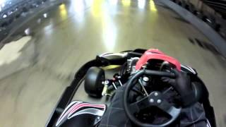 Go Karting at Crawley Team Sport International Circuit
