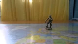 Обзор металлических фигурок 1 часть