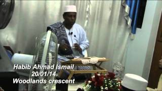 Habib Ahmad Ismail Al Jaafari : Hukum membaca sami Allahuliman Hamidah