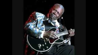 Blues Jam Track (B Minor) The Thrill is Gone- BB King.wmv