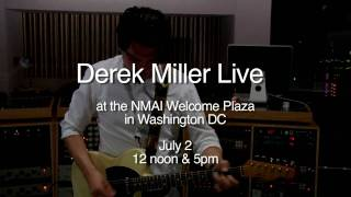 Up Where We Belong: Native Musicians in Popular Culture - Derek Miller Promo