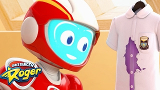 Space Ranger Roger | Roger's Bubble Trouble | HD Full Episodes 7 | Videos For Kids