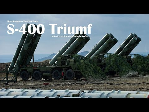 Russia's S-400 Is Way More Dangerous Than You Think