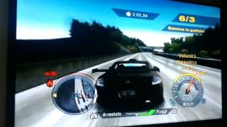Need For Speed Undercover Gameplay ITA