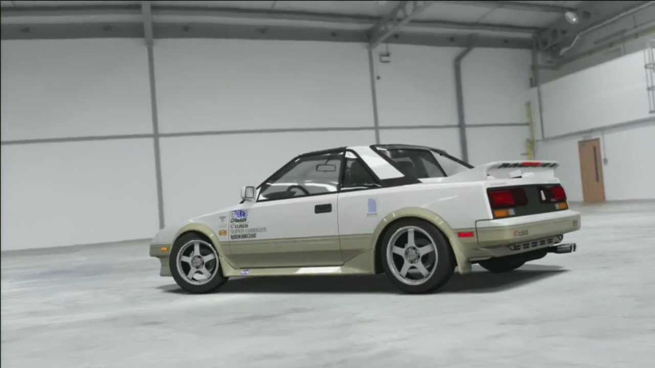 Toyota Mr2 G Limited Supercharger Superedition 90 Youtube