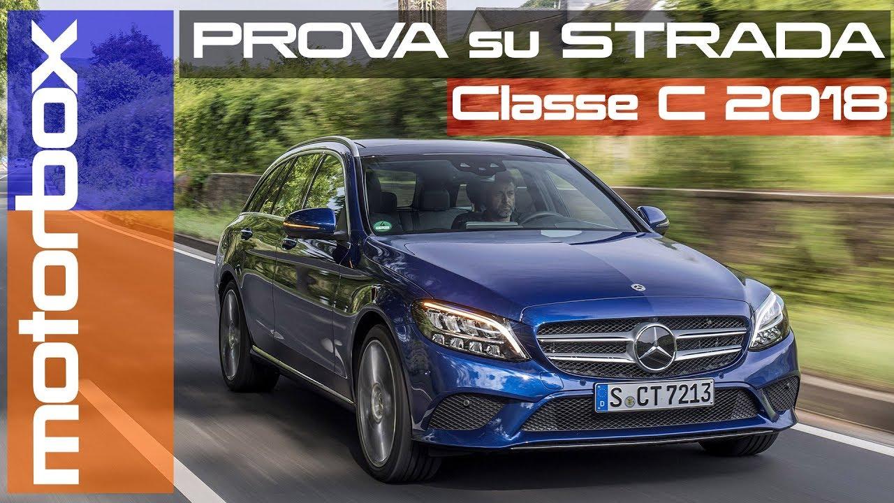 Mercedes Classe C 2018 Le Novita Del Restyling E Il Mild Hybrid