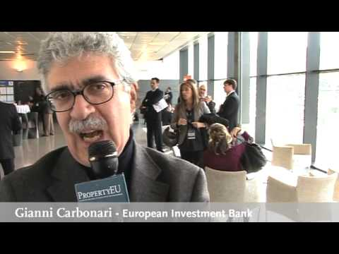 Gianni Carbonari - European Investment Bank
