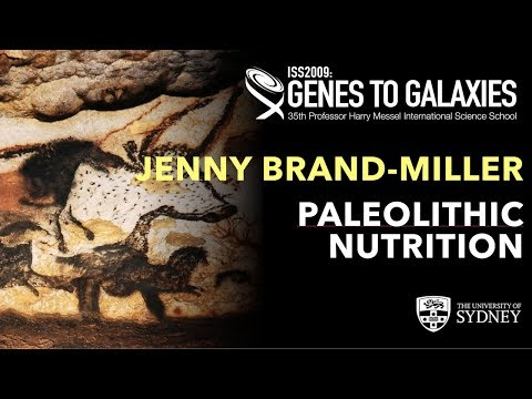 Paleolithic Nutrition: What Did Our Ancestors Eat? — Prof. J