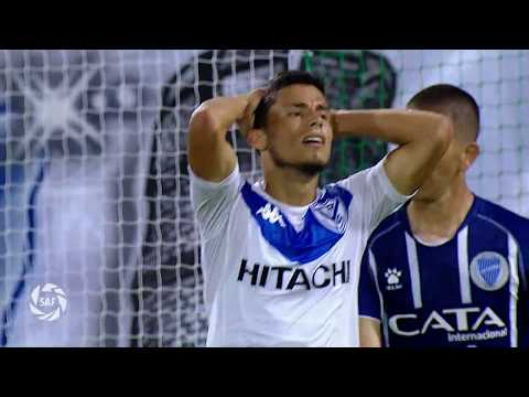 Velez Sarsfield Godoy Cruz Goals And Highlights