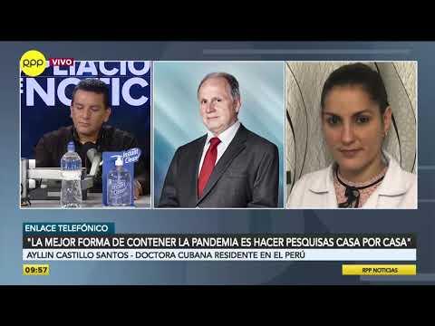 Doctora Cubana En El Perú Le Hace Estas Recomendaciones Al Presidente Martín Vizcarra
