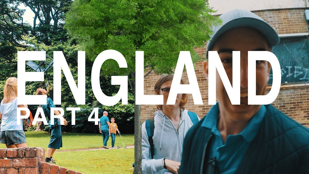 ENGLANDS BIGGEST FAMILY GATHERING?! | England VLOG 4