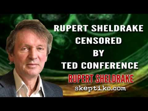 Rupert Sheldrake Interview by Alex Tsakiris Skeptiko #207
