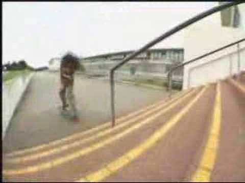 Big L _ All Black - skate board mixtape