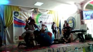 Morocco life! Жизнь в Марокко. Концерт в школе на английском языке.