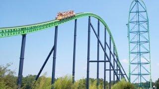 Les attractions les plus effrayantes mondiale Top 5