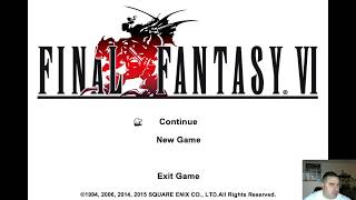Lets Continue with some Final Fantasy VI (III in the US)