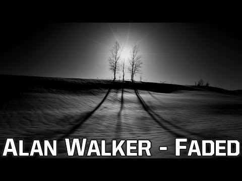Alan Walker - Faded【1 HOUR】