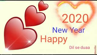 Advance Happy New Year Letest Status 2020 Happy New Year Wishes 2020