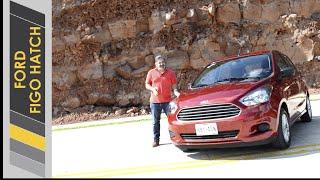 Ford Figo 2016 - Sencillo, amplio y confiable