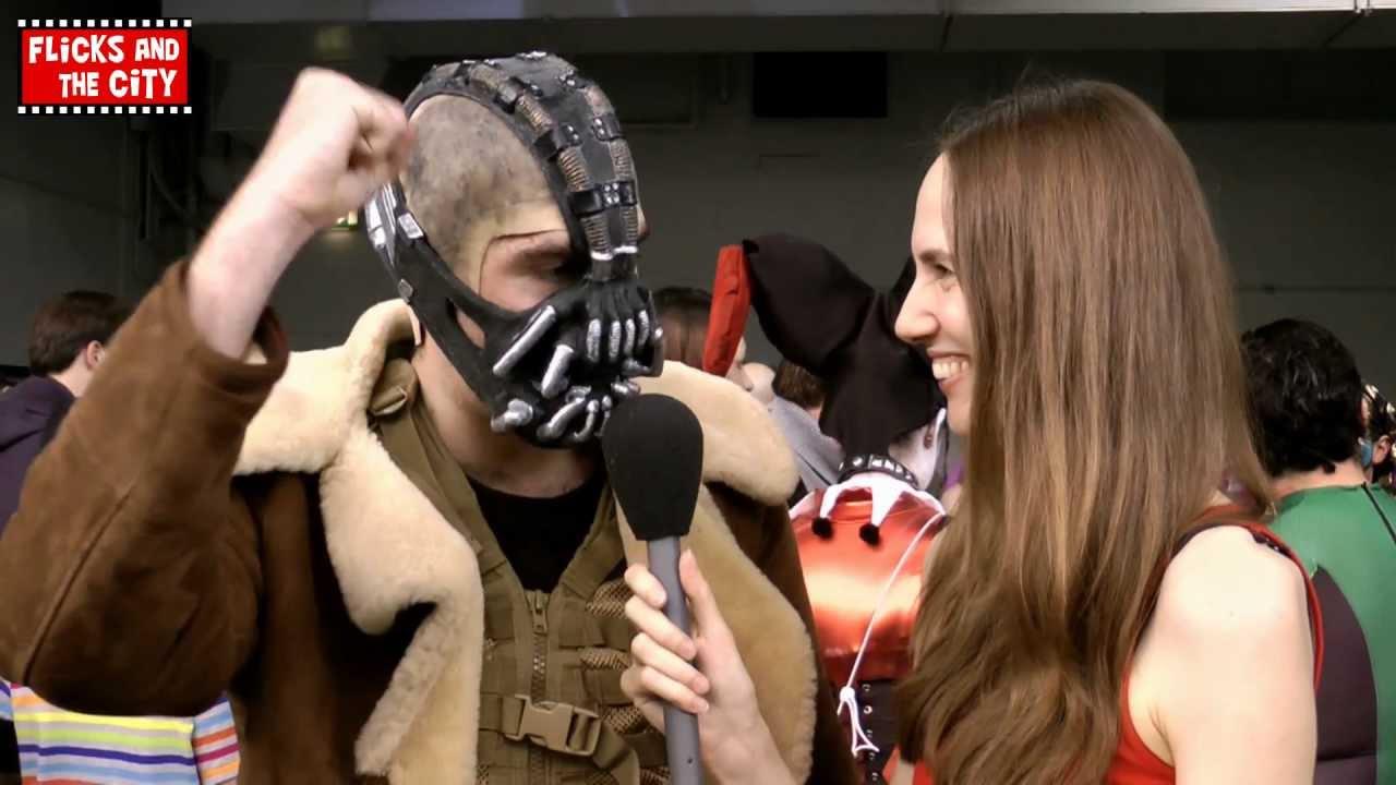 Bane Parody Bane S Mask Vs Batman Youtube