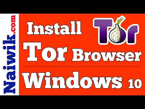 Install Tor Browser in Windows 10 ||  Surf Web Anonymous