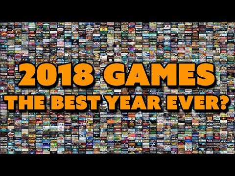 2018: Best Year Ever?! - The Know Game News