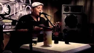 FÁBIO SILVA (GRUPO NA BOCA DO MATO) canta Jorge Aragão.