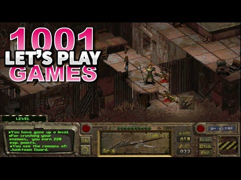 Fallout: A Post Nuclear Role Playing Game (PC) - Let's Play 1001 Games - Episode 265 (Part 2)