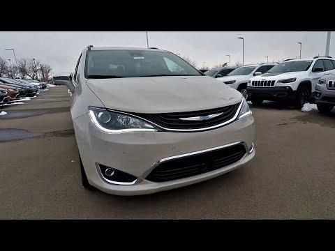 Chrysler Pacifica Hybrid Limited: The BEST Minivan EVER?!