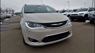 2019 Chrysler Pacifica Hybrid Limited: The BEST Minivan EVER?!