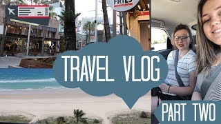 TRAVEL VLOG PART TWO - SURFERS PARADISE, SHOPPING & FLYING HOME