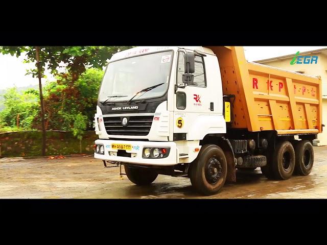 Ashok Leyland BSIV Tipper Testimonial - Navi Mumbai