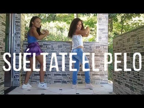 Suéltate el Pelo - Tini | Coreografia Oficial - Ayna e Thalía