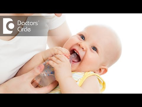 Can babies drink water before six months?  - Dr. Shaheena Athif