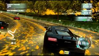 Need for speed The run - Challenges Italy vs. The world - Gold medals HD 720p