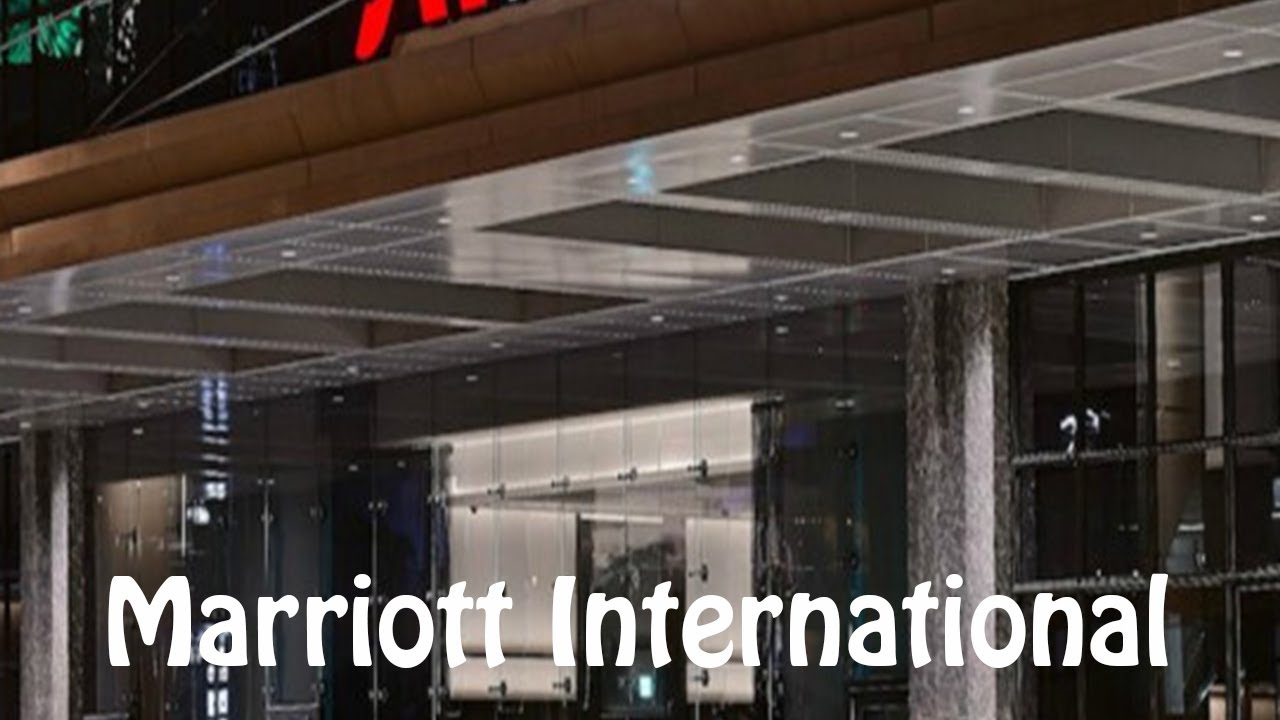 How to Pronounce Marriott International